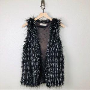 Impressions Boutique Faux Fur Vest
